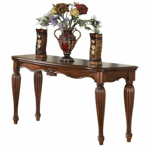ACME Dreena Sofa Table - 10292 - Cherry