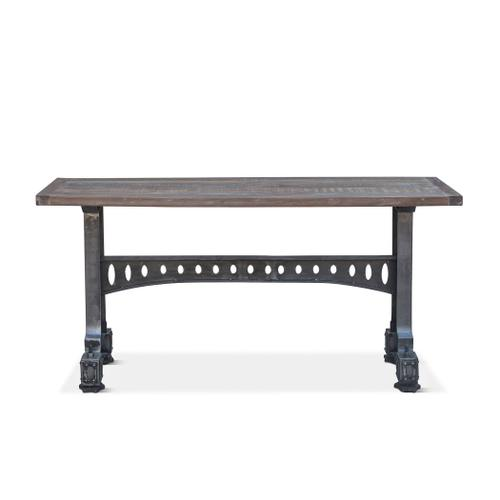"""Old Mill 66"""" Reclaimed Wood Console Table"""