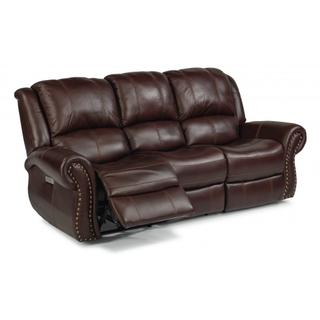 Patton Power Reclining Sofa with Power Headrests