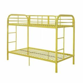 ACME Thomas Twin/Twin Bunk Bed - 02178YL - Yellow