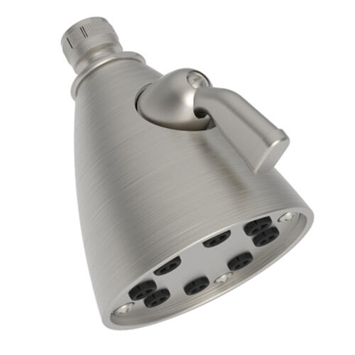 Newport Brass - Satin Nickel - PVD Single Function Shower Head