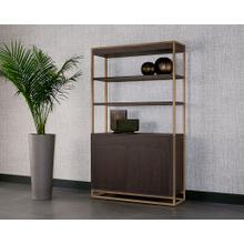 See Details - Baldessara Bookcase