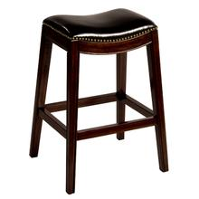 Sorella Backless Bar Stool - Espresso