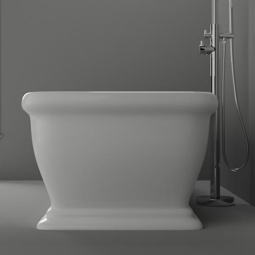 "Verron 69"" Acrylic Tub"