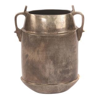 See Details - Vessel Vase Nickel