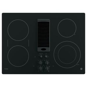 "GE ProfileGE PROFILEGE Profile™ 30"" Downdraft Electric Cooktop"