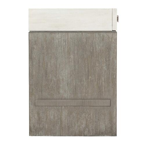 Foundations Nightstand in Linen (306), Light Shale (306)