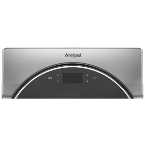 Whirlpool Canada - 7.4 cu. ft. Smart Front Load Gas Dryer