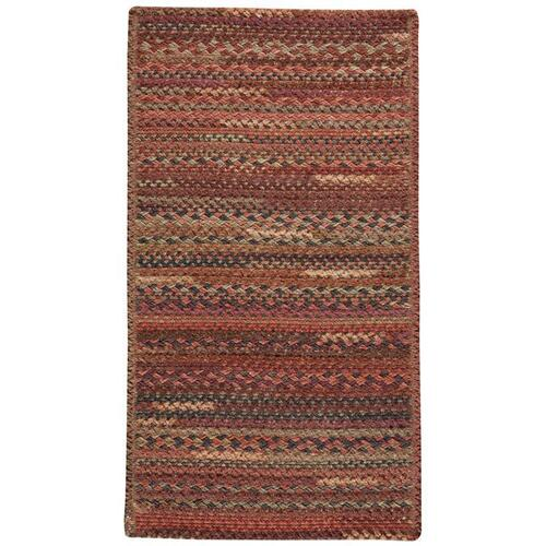 Bayview Cinnabar Braided Rugs (Custom)
