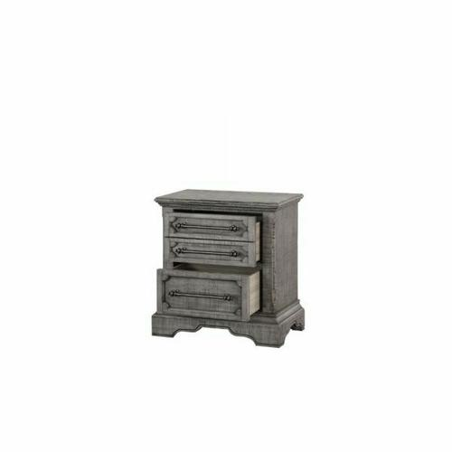 ACME Artesia Nightstand - 27103 - Salvaged Natural
