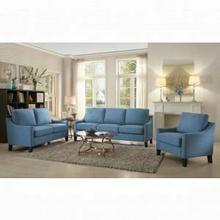 ACME Zapata Sofa - 53550 - Blue Linen