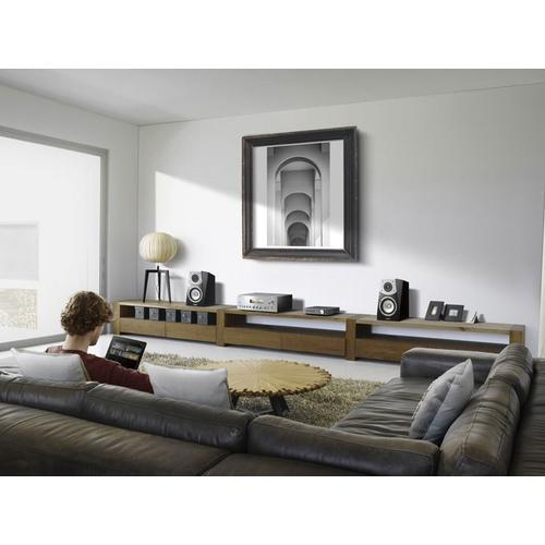 WXC-50 Dark Silver MusicCast Wireless Streaming Preamplifier