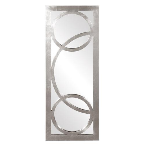 Howard Elliott - Dynasty Mirror - Glossy Nickel