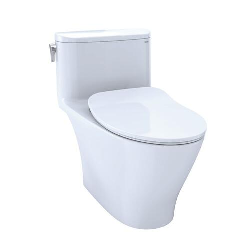 Nexus® II One-Piece Toilet, 1.28 GPF, Elongated Bowl - Slim Seat - Cotton
