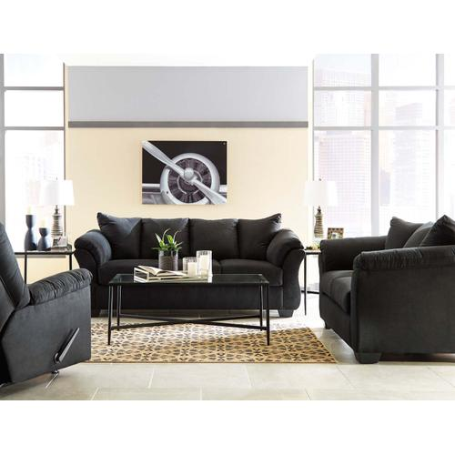 Darcy Sofa Black