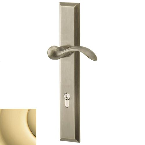 Baldwin - Non-Lacquered Brass Cody Multipoint