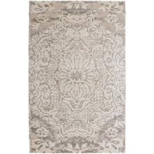 Shalimar Resist Taupe - Rectangle - 3' x 5'