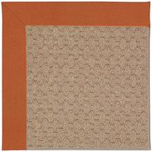 "Creative Concepts-Grassy Mtn. Canvas Rust - Rectangle - 24"" x 36"""
