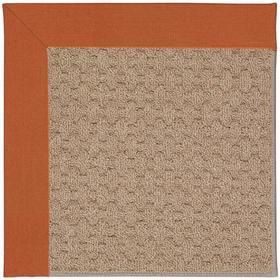 "Creative Concepts-Grassy Mtn. Canvas Rust - Rectangle - 24"" x 36"""