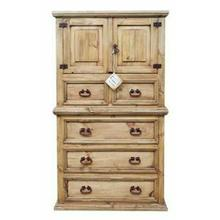 See Details - Mansion Door Chest 5 Drawers