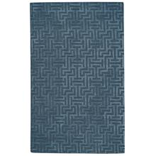 Arcade-Mystic Dusty Blue Hand Loomed Area Rugs