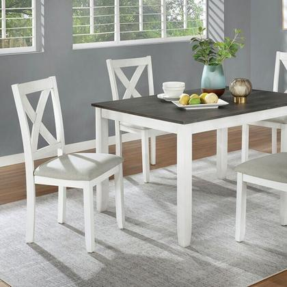 See Details - Anya 5 Pc. Dining Table Set