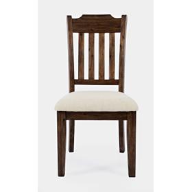 Bakersfield Slatback Chair (2/ctn)