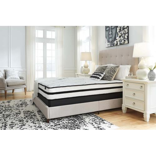 Ashley 5/0 Chime 10 M69631, M69931, M9X732 mattress & adjustable base for your choice of hybrid or memory foam