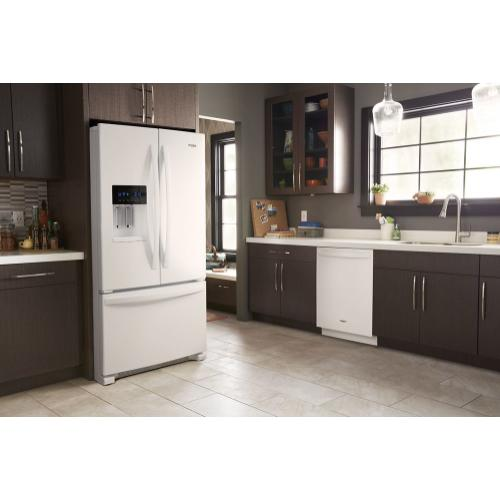 """36"""" Freestanding French Door Refrigerator - 24.7 cu. ft."""