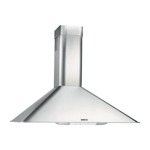 "Broan 290 CFM, 35-7/16"" Wall-Mounted Chimney Hood in Stainless Steel"