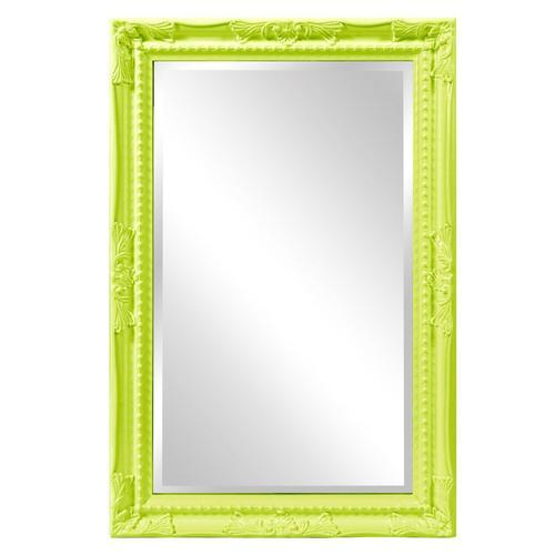 Howard Elliott - Queen Ann Mirror - Glossy Green