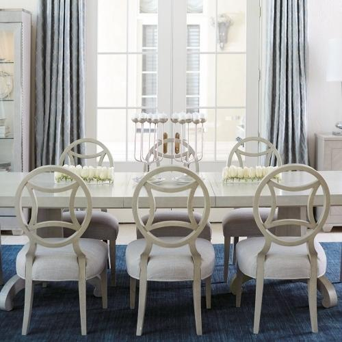 Gallery - Criteria Dining Table in Heather Gray (363)