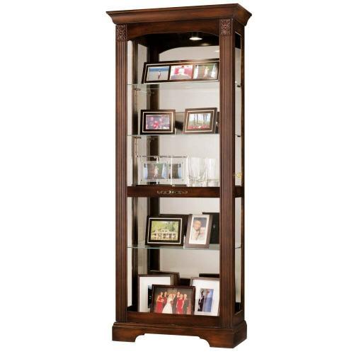 Howard Miller Ricardo Curio Cabinet 680420