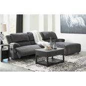 Clonmel 3-piece Reclining Sectional