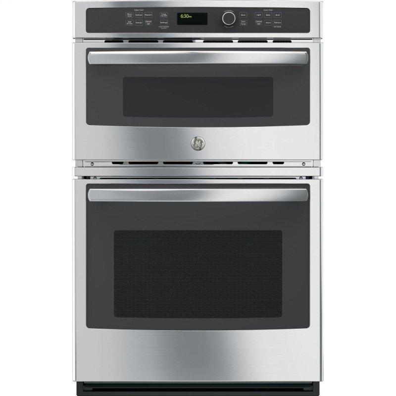 """27"""" Built-In Combination Microwave/Thermal Wall Oven"""