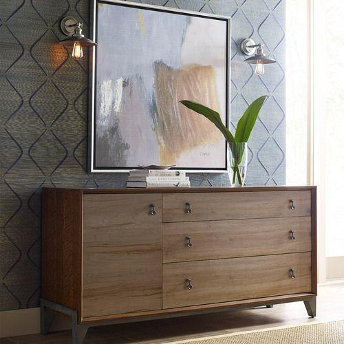 Gallery - AD Modern Synergy Nouveau Maple Dresser