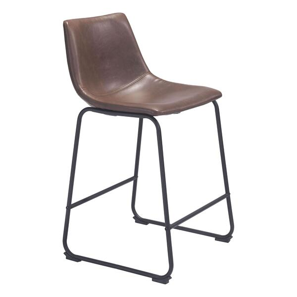 See Details - Smart Counter Chair Vintage Espresso