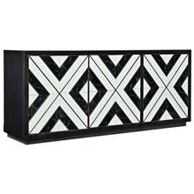 Home Entertainment Sanctuary Noir Et Blanc Entertainment Console