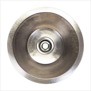 """Small Flat Round 2"""" drain"""" Product Image"""