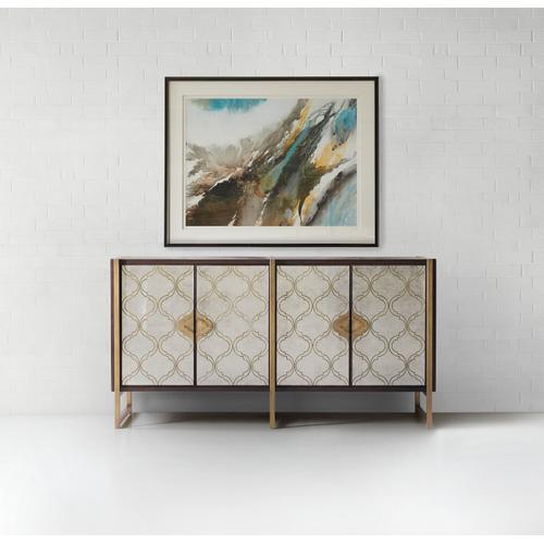 Living Room Melange Classic Credenza