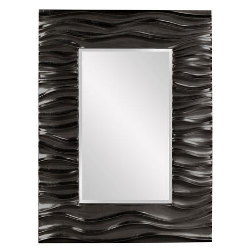 Howard Elliott - Zenith Mirror - Glossy Black