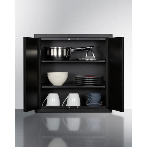 """Gallery - 18"""" Wide Wall Cabinet"""