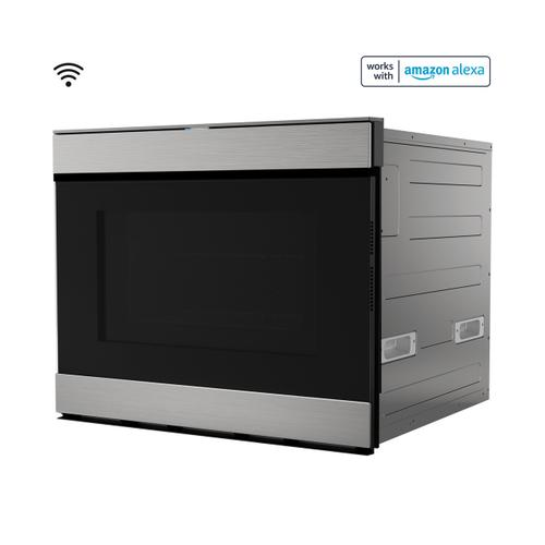 Gallery - 24 in. Built-In Smart Convection Microwave Drawer Oven