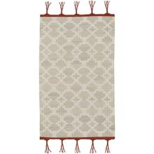 Valla Oyster - Rectangle - 3' x 5'