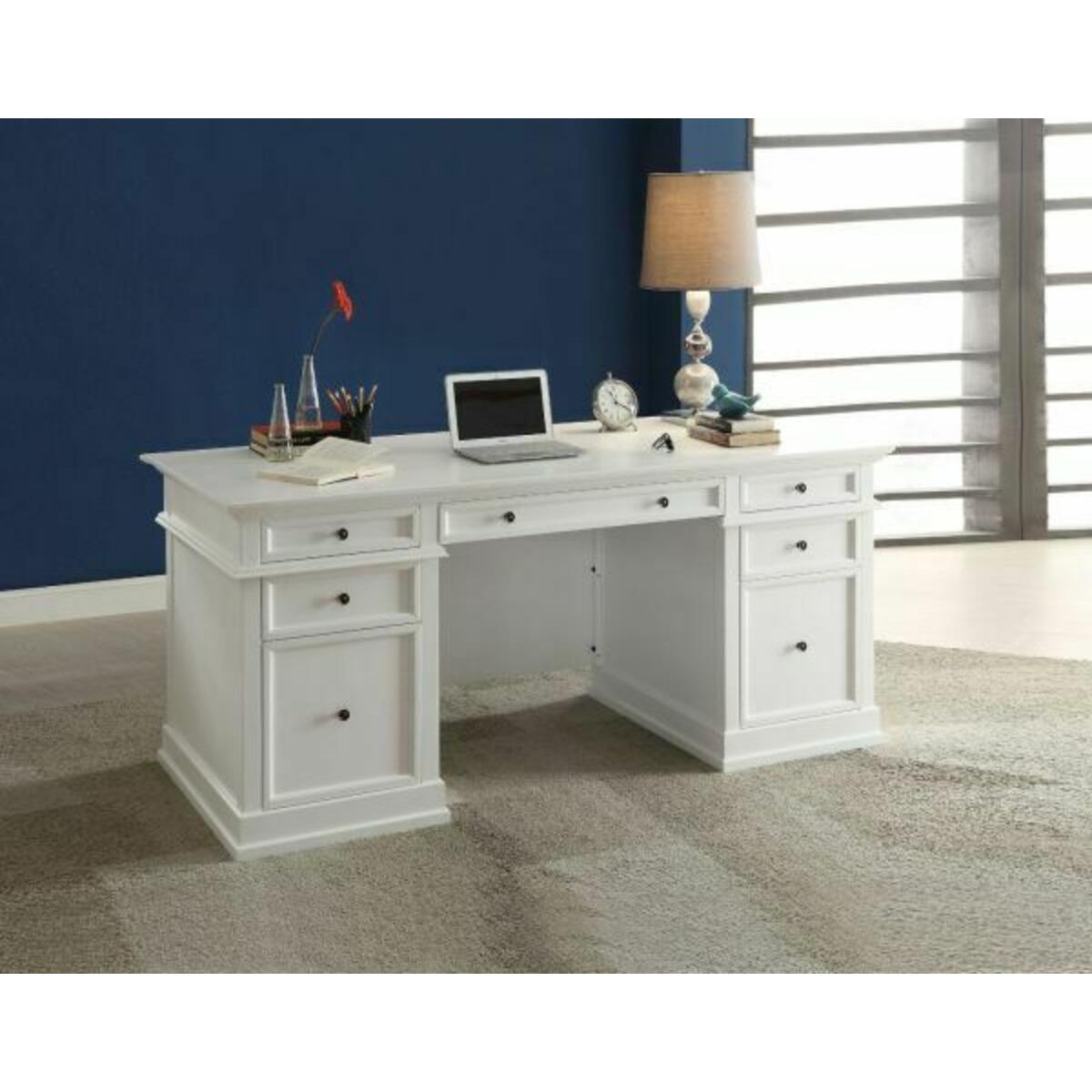 ACME Pandora Corner Desk - 92266 - Black