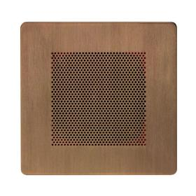 Self Powered Bluetooth Speakers in Oil Rubbed Bronze