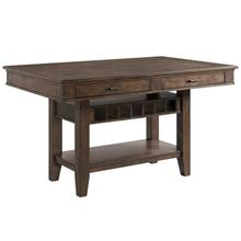 View Product - Whiskey River Kitchen Island