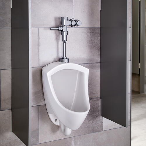 American Standard - Pintbrook Urinal System  0.5 GPF  Manual Flush Valve  American Standard - White