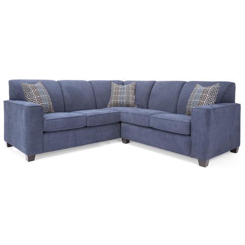 2705-31 LHF Corner Sofa Sectional