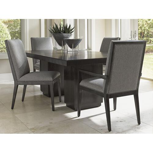 Modena Double Pedestal Dining Table